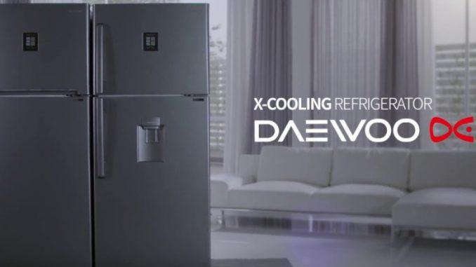 Ремонт холодильников Daewoo Днепр