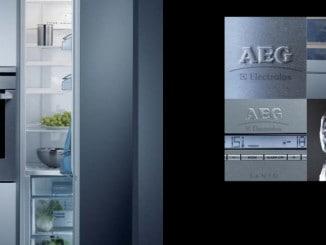 Ремонт холодильников AEG Днепр